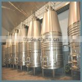 Micro brewery equipment stainless steel fermentation tank