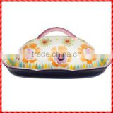 Flower Power Collection Butter Holder