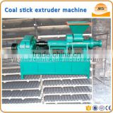 Energy saving charcoal and coal sticks briquetting extruder machine coal briquetting machine