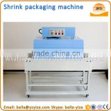 Automatic Paper Carton Shrink Packaging Machine,heat tunnel shrink wrapping machine,Shrink Packer Thermal Shrink Machine