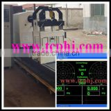 balancing machine for axial fan balancing, centrifugal pump impeller balancing YYW-1000A