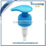 Blooming 24/410 28/410 plastic bottle cap, left-right locked lotion pump