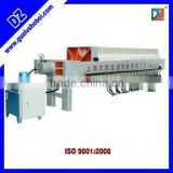 Dazhang High Efficiency Good Price Automatic Membrane Filter Press Machine For Vanadium-Titanium