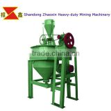 Gold mining machine disc type zinc dust charger