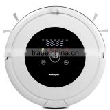 Floor Mop Robotic Robot Vacuum Cleaner for Home, Sensor, Remote Control Self Charge Robot