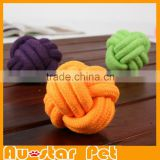 High Quality Cotton Rope Products for Pet Cat Toys for Cats Products for Pets Cat Ball Toy Play