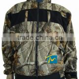 2014 men's plus size warsity camo coat winter outdoor hunting jacket camouflage clothes