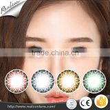 Wholesale cheap yearly korea contact lens Brilliant cosmetic color contact lens colored contact lenses