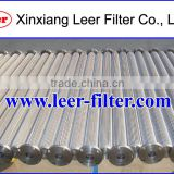 Pleated Metallic Filter Element