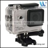 "Full hd 1080p 60fps 4K 24fps 2.0"" LCD action cam Wifi waterproof full hd 1080p sport camera SJ8000"