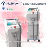 808nm Diode Laser Medical Beauty Equipment For Woman Hair Reduction Diode Laser Hair Removal Clinic Use