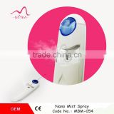 Nano Mini USB Handy Mist Sprayer Facial Body Nebulizer Steamer Skin Care Cleans and tightens the skin keeps your face hydrated