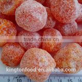 hot sale healthy delicious dried kumquat with sugar