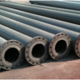 China cast basalt pipes  and cylinder