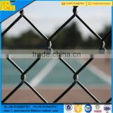 Sports diamond shape fence netting in singapore, sports court net, baseball net