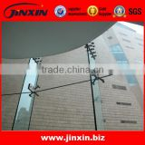 stainless steel 304 curtain wall spider fitting glass spider system spider fin