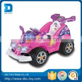 ABS plastic ride on toy car with remote control ride on car 2015 for wholesales baby carriage