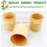 Wholesale natural 100% bamboo cup/drinking cup/tea cup
