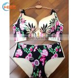 HSZ-Spcl5 Latest 2017 Fancy Bra And Panty New Design China Embroidered Lingerie Special Woman Hot Underwear Sexy Nighty And Bra