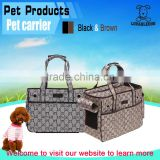 Wholesale Easy-carry Pet Cage/ Dog Crate/Pet carrier/portable Dog Carrier Bag/Soft Sided Pet Carrier