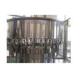 Glass or Plastic Bottle Beverage Filling Machine , Milk / Tea / Water Bottling Machine 2000BPH - 150