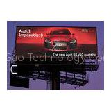Super bright Full Color DIP P20 outdoor led display panels with static scan