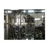 Custom 3 In 1 Monoblock Beer Bottling Equipment for Glass bottle / Can , Normal Pressure