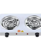 Double Cooking Plate Stove