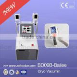 BD09B Easy operation cavitation Auto roller massage RF Laser Vacuum slimming machine for weight loss