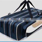Hot selling hard bottom fishing bag,fishing rod box fishing equipment,polyester fishing bag
