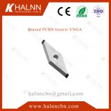 Halnn PCBN Insert, the right choice for hard turning bearings with high efficiency