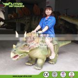 Hot sale new design small dinosaur walking kids rides