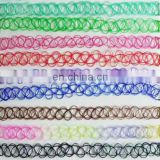hot sales carnival accessory colorful loom wristband