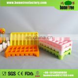 BPA Free High Quality 5 Pinky Colors I-Interactive 14 Grid DIY Mini Cube Ice Maker Home