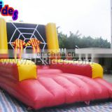 Inflatable Sticky Wall with 2 sticky dress