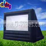 hotsell outdoor inflatable Screen