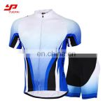 2017 outdoor sports pro team sublimation comfortable china custom cycling jersey