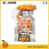 Juice machine,Orange Squeezer XC-2000C-B,Automatic orange juicer