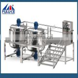 FLK CE stainless steel agitator tank preparation of shampoo,detergent liquid