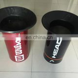 Full Colour Printing Promotional Trash Can