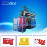 Traffic facilities Road barrier blow moulding machine