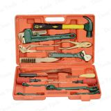 Non sparking tools 15pc tool set , Aluminum bronze or beryllium copper
