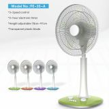 Full Copper motor 14 Inches Electric Desk Fan with remote control