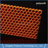 Air-conditioning Fan  Plastic Honeycomb Core Easy To Match To Building Roof