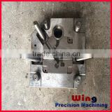 factory price Excellent quality best sell aluminum alloy adc10 die casting doorknob mould