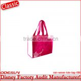 Disney factory audit manufacturer's non-woven pp bags 142066                                                                         Quality Choice
