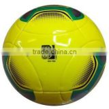 Deniz Cheap PU Leather Soccer Ball For Train And Entertainment Ball