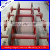 Pinch roller for conveyor belt