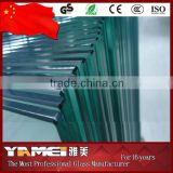 TEMPERED balcony glass curtain window