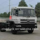 Factory Supply Dongfeng 4x2 tractor trailer with big 210HP tractor head